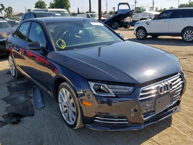 click here to view 2017 AUDI A4 ULTRA P at IBIDSAFELY