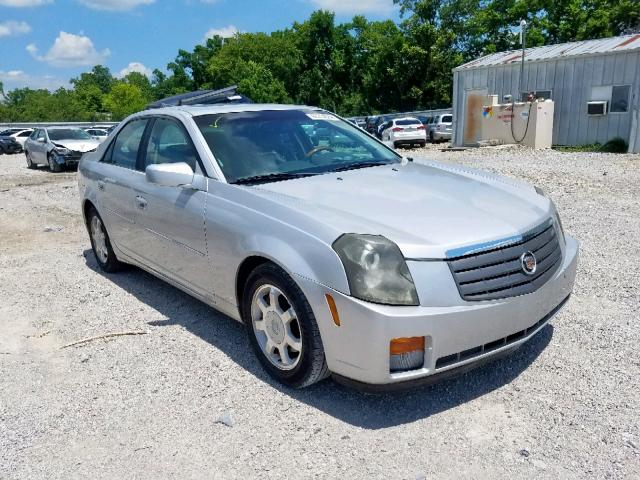 2003 Cadillac CTS 3 2L 6 for Sale in Lexington KY - Lot: 42314949