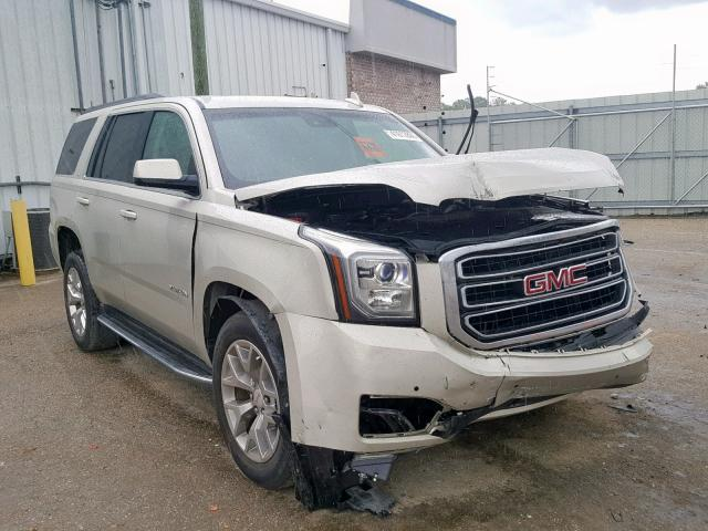2015 Gmc Yukon Slt >> 2015 Gmc Yukon Slt 5 3l 8 For Sale In Montgomery Al Lot 41612809