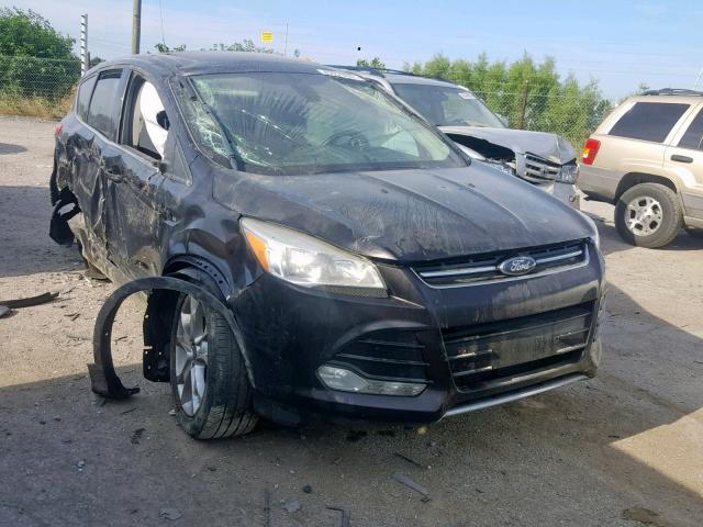 Salvage 2013 Ford ESCAPE SEL for sale