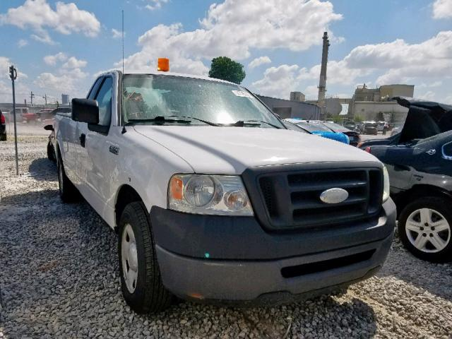 2008 Ford F150 For Sale >> 2008 Ford F150 4 2l 6 In Ok Tulsa 1ftrf12248kc43076