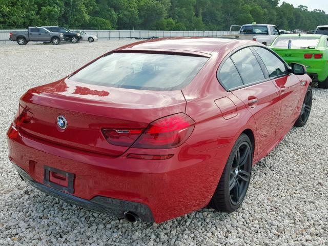 2014 BMW 640 XI Photos | TX - HOUSTON - Salvage Car Auction
