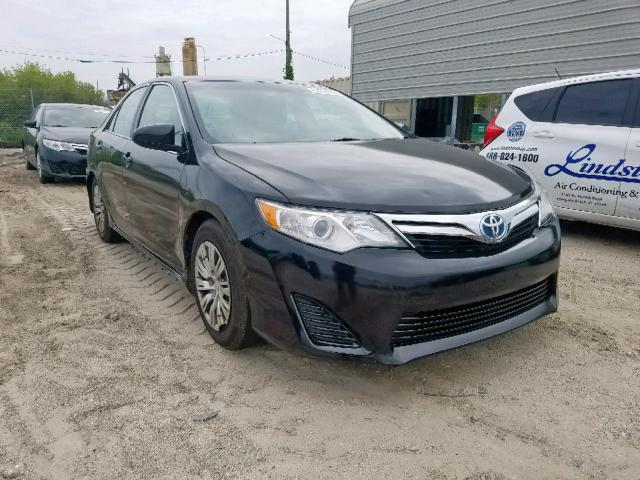 click here to view 2014 TOYOTA CAMRY HYBR at IBIDSAFELY