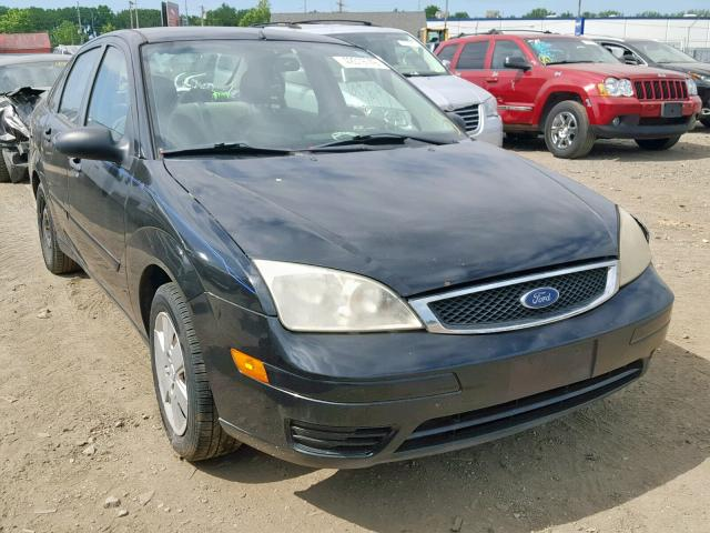 Ford Focus ZX4 salvage cars for sale: 2006 Ford Focus ZX4