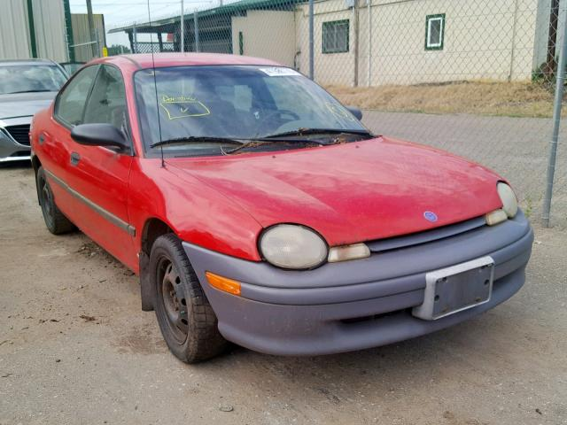 click here to view 1995 PLYMOUTH NEON at IBIDSAFELY