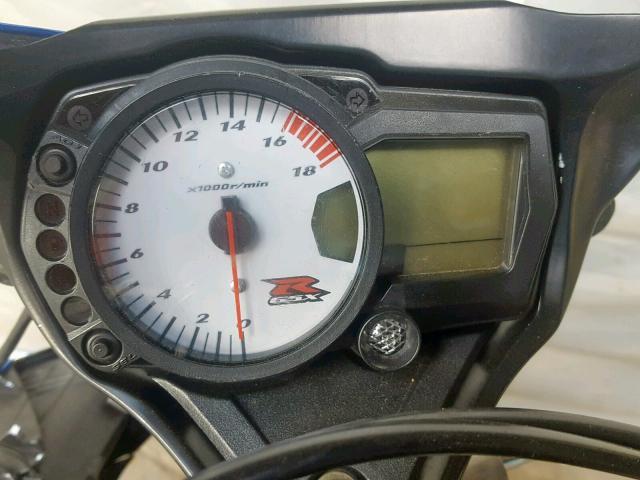 2007 Suzuki Gsx-R600 4 for Sale in West Warren MA - Lot: 42255429