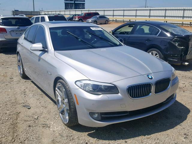 Salvage 2013 BMW 528 I for sale