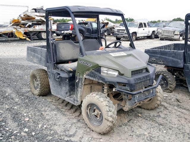click here to view 2018 POLARIS RANGER 500 at IBIDSAFELY