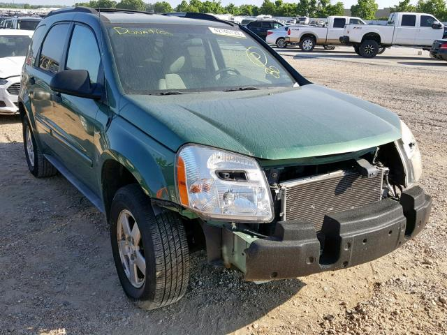 click here to view 2005 CHEVROLET EQUINOX LS at IBIDSAFELY