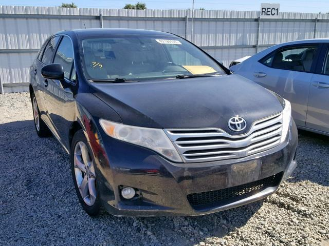 Salvage 2009 Toyota VENZA for sale