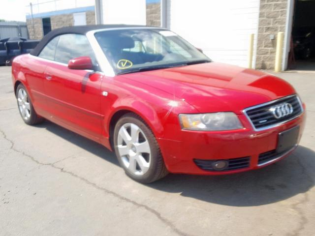 click here to view 2004 AUDI A4 3.0 CAB at IBIDSAFELY