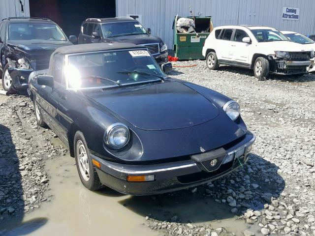 click here to view 1988 ALFA ROMEO SPIDER QUA at IBIDSAFELY