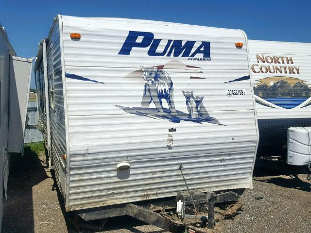 click here to view 2008 PALO PUMA at IBIDSAFELY