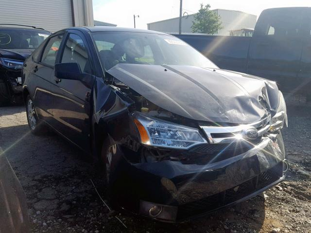 Salvage 2009 Ford FOCUS SES for sale