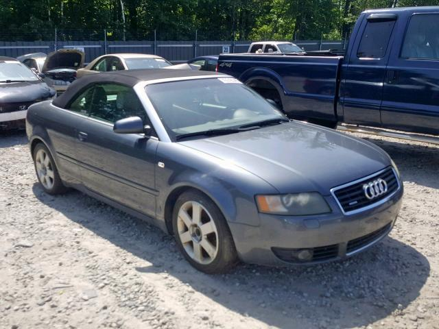 click here to view 2006 AUDI A4 QUATTRO at IBIDSAFELY