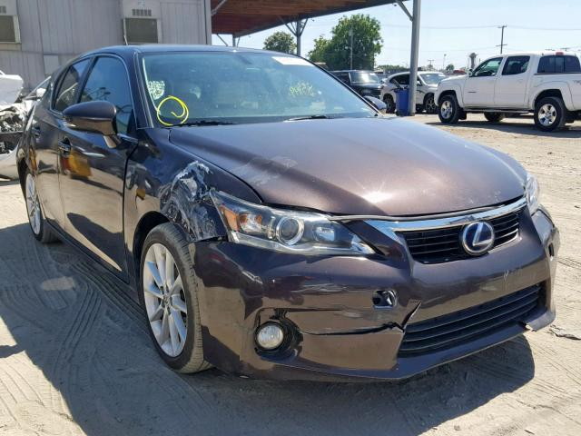 click here to view 2013 LEXUS CT 200 at IBIDSAFELY