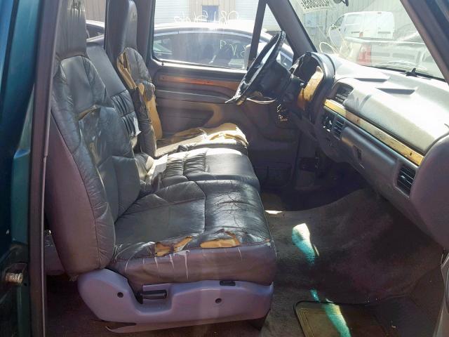 Miraculous 1996 Ford F150 5 0L 8 Llbyaa Fy Gainesville Ga Lot 42805869 Machost Co Dining Chair Design Ideas Machostcouk