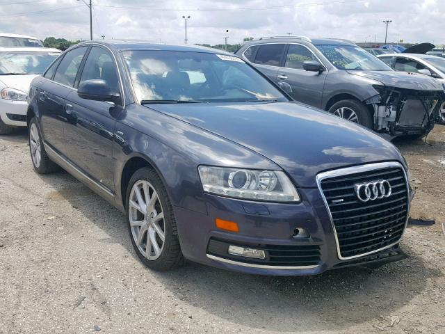 click here to view 2010 AUDI A6 PREMIUM at IBIDSAFELY