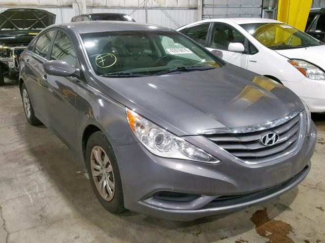 2011 HYUNDAI SONATA GLS Photos | OR - PORTLAND SOUTH - Salvage Car