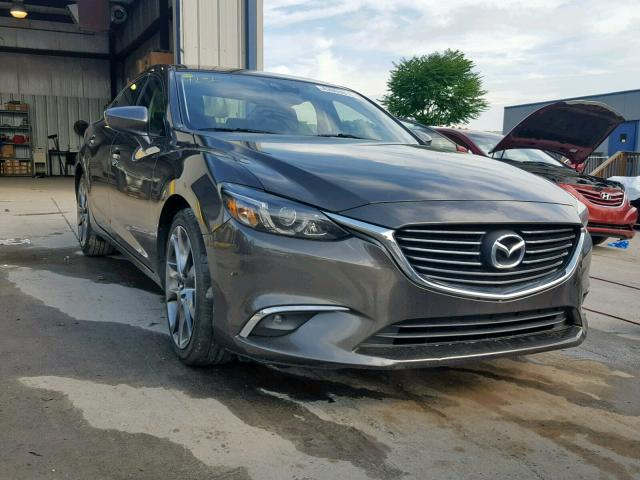 2016 Mazda 6 Grand To 2 5L 4 for Sale in Duryea PA - Lot: 42653919