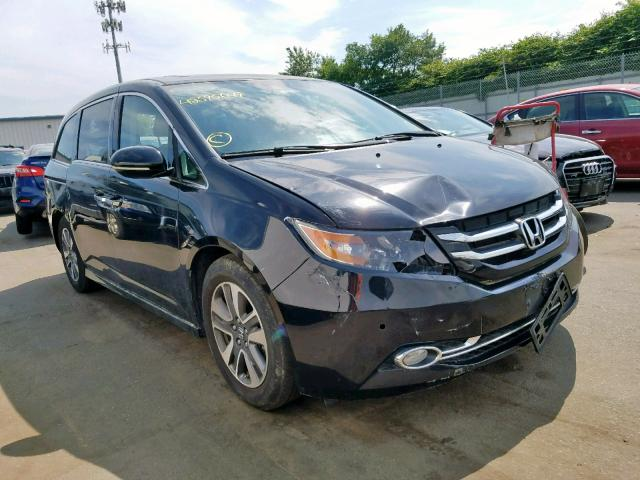 click here to view 2015 HONDA ODYSSEY TO at IBIDSAFELY