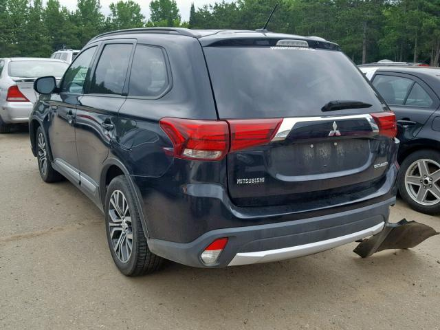 2016 Mitsubishi Outlander 2 4L 4 for Sale in Ham Lake MN - Lot: 42483509