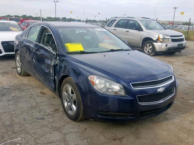 Salvage 2012 Chevrolet MALIBU LS for sale