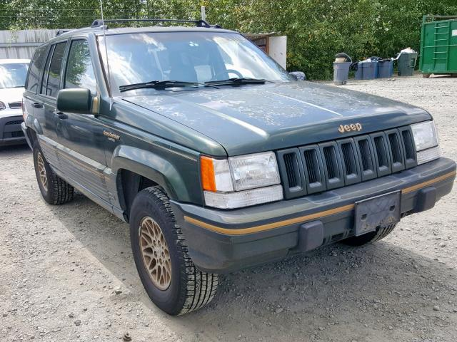 click here to view 1995 JEEP GRAND CHER at IBIDSAFELY