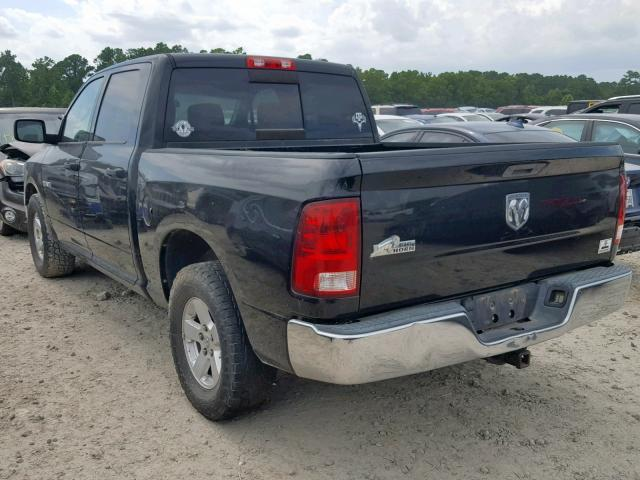 2009 DODGE RAM 1500 - Right Front View