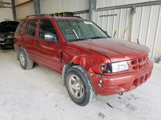 2001 Isuzu Rodeo S 3 2L 6 for Sale in New Braunfels TX - Lot: 42820609