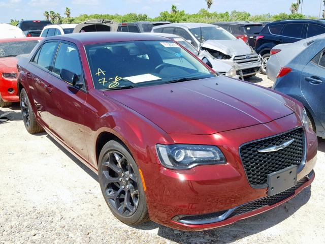 click here to view 2019 CHRYSLER 300 TOURIN at IBIDSAFELY