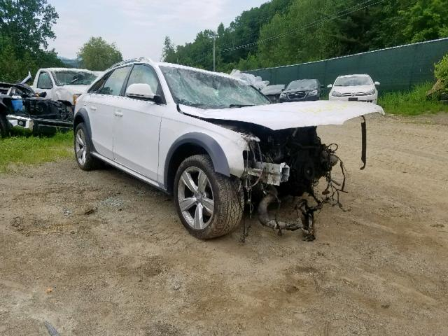 Salvage 2014 Audi A4 ALLROAD for sale