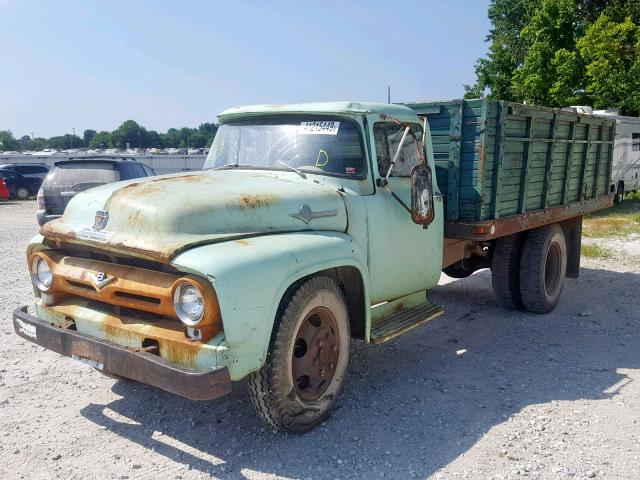 1956 FORD F600