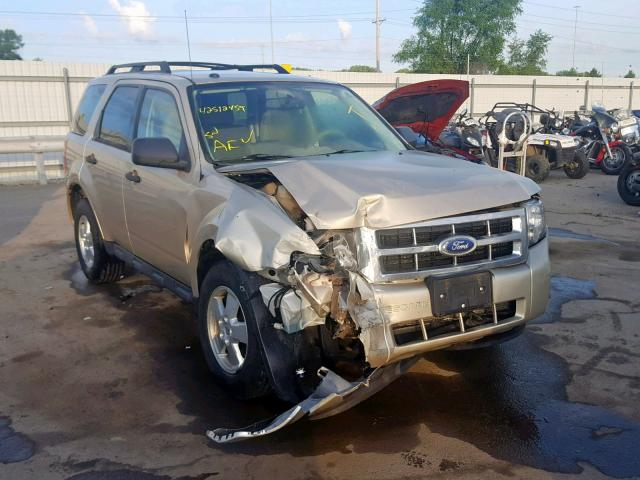 Salvage cars for sale from Copart Des Moines, IA: 2011 Ford Escape XLT