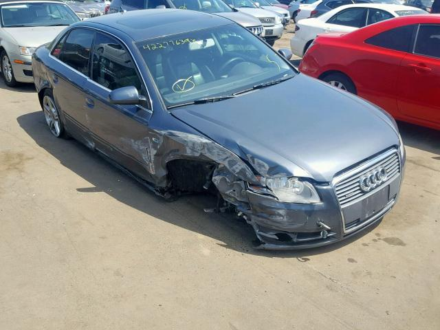 click here to view 2007 AUDI A4 2.0T QU at IBIDSAFELY