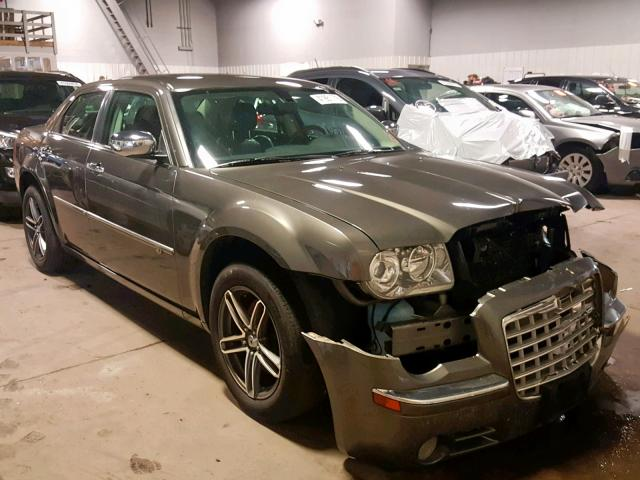 Salvage 2010 Chrysler 300C for sale