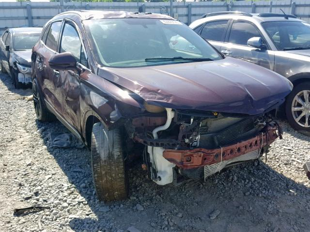 Salvage 2017 Lincoln MKC RESERV for sale