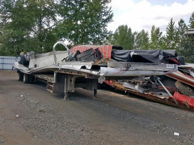 Wabash salvage cars for sale: 2018 Wabash Trailer