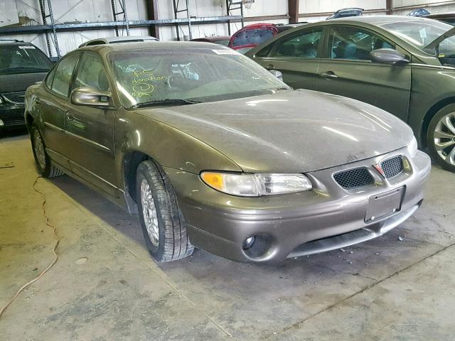 click here to view 2000 PONTIAC GRAND PRIX at IBIDSAFELY