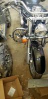 Salvage 2006 Honda VT750 C for sale