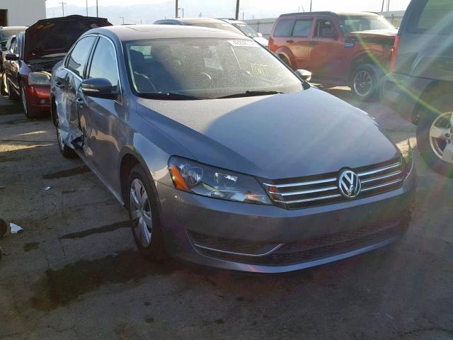 2012 Volkswagen Passat Se 2.5L