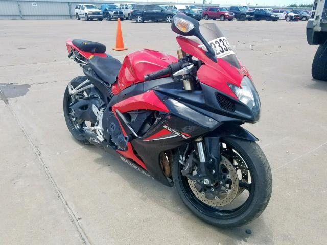 click here to view 2006 SUZUKI GSX-R600 K at IBIDSAFELY