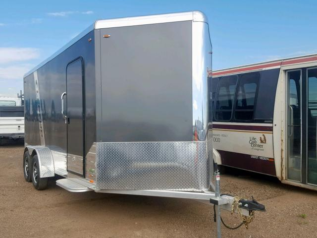 Trailers salvage cars for sale: 2019 Trailers Royal Trav