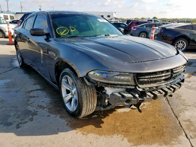 click here to view 2015 DODGE CHARGER SX at IBIDSAFELY