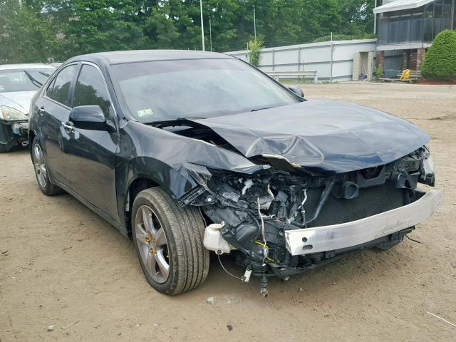 Salvage 2012 Acura TSX TECH for sale