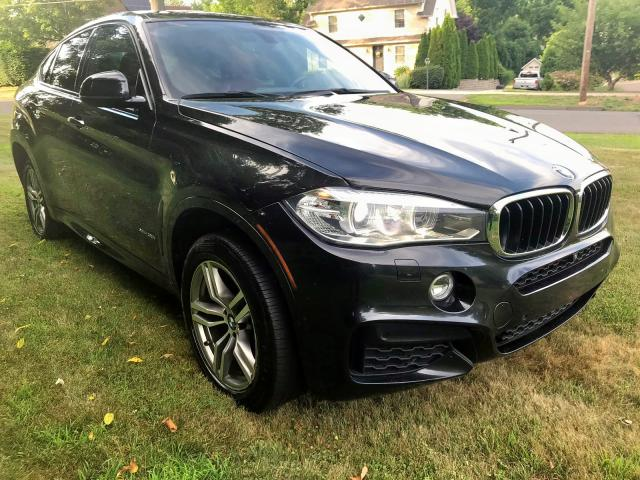 click here to view 2016 BMW X6 XDRIVE3 at IBIDSAFELY