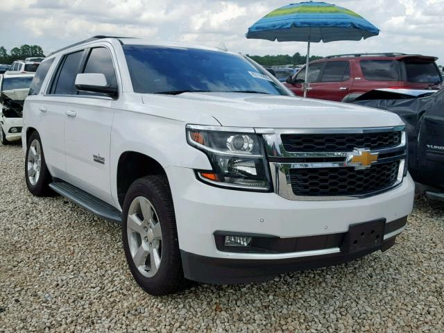 click here to view 2019 CHEVROLET TAHOE C150 at IBIDSAFELY