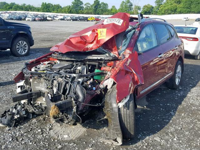 2011 NISSAN ROGUE S Photos | PA - HARRISBURG - Salvage Car