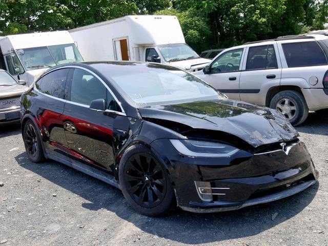 2018 Tesla Model X for Sale in Marlboro NY - Lot: 26055939