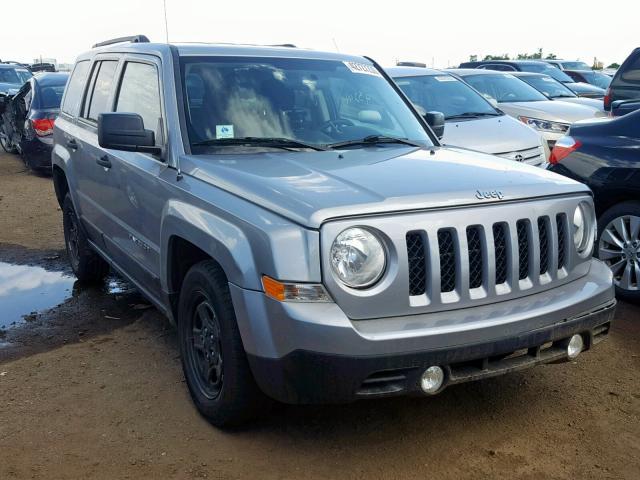 2015 Jeep Patriot Sp 2.4L